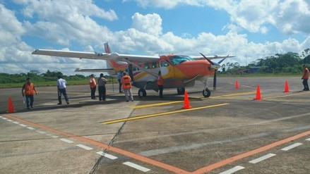 Ministerio de Transportes inicia vuelos subsidiados en Puerto Maldonado