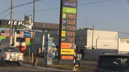 Trujillo: supervisan grifos ante supuesto incremento de precio del combustible