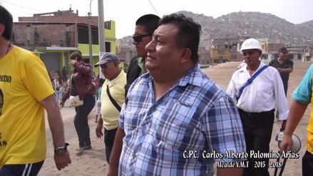 Video: asesinan al hermano del alcalde de Villa María del Triunfo