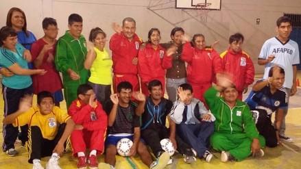 Deportistas con habilidades especiales piden apoyo para viajar a torneo de Arequipa