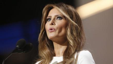 "Melania Trump dice que su esposo está ""listo"" para ser presidente"