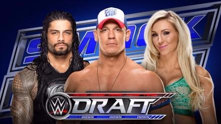 WWE Draft 2016: todo lo que necesitas saber del evento