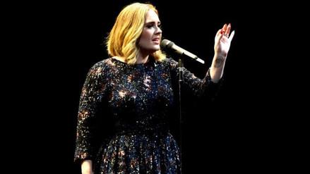 Adele quiere convertirse en la próxima J.K. Rowling