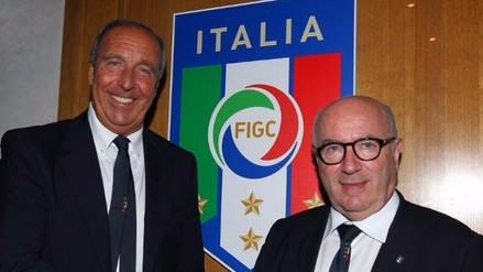Selección de Italia: Giampiero Ventura fue presentado como nuevo DT