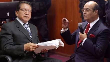 Fiscal de La Nación advierte que Montesinos podría salir libre en dos años
