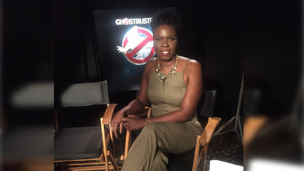 Leslie Jones, la actriz de 'Cazafantasmas' deja Twitter por insultos racistas