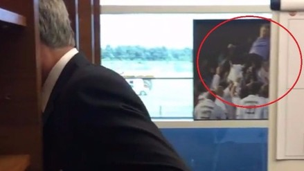 José Mourinho: la fotografía del Real Madrid que llevó a Manchester United