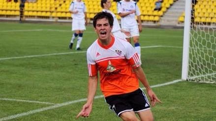 Alexei Ríos anotó en empate del BATE Borisov por la Champions League