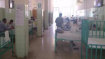 Piden apoyo para área de quemados del hospital Las Mercedes