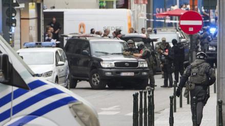 Bruselas: sospechoso terrorista era un estudiante que hacía su tarea