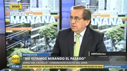 APRA critica a Humala por pedir Comisión de Presupuesto para PPK