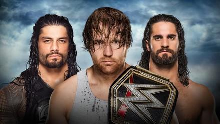 SmackDow - Raw: ¿a qué marca irán los principales cinturones de la WWE?