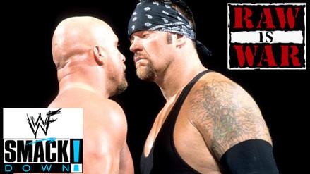 WWE: 10 estrellas que participaron en el primer Draft de la compañía