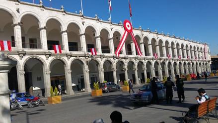 Desfile cívico militar se realizará este domingo en Arequipa