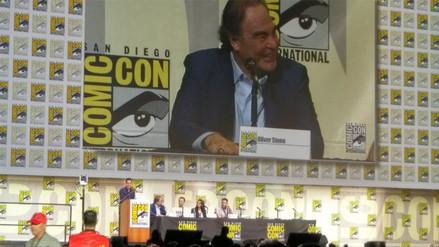 Oliver Stone visitó la Comic-Con y hasta se animó de hablar de Pokémon Go