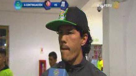Alianza Lima: Óscar Vílchez descarta jugar en el extranjero por lesión