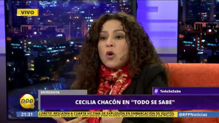 """Chacón: """"No tenemos por qué dejar la Mesa Directiva los próximos 5 años"""""""