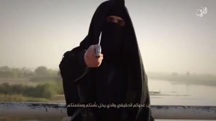 Estado Islámico lanza video en el que amenaza a Francia