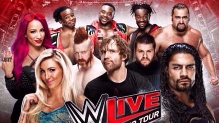 WWE: Chile fue confirmado como parte del tour por Sudamérica