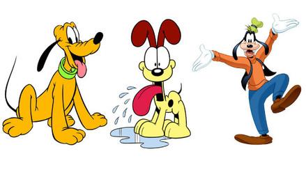 Día del Perro: estos son los perros animados más famosos