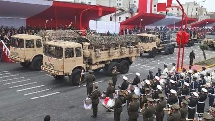 Estas calles estarán cerradas por Fiestas Patrias y Parada Militar