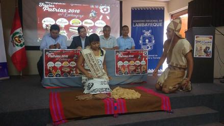 Presentan paquete de actividades que ofrece Lambayeque por Fiestas Patrias