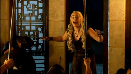 Game of Thrones: los bloopers que dejó la sexta temporada