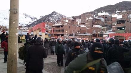 Puno: 900 policías participaron de operativo contra la trata de personas