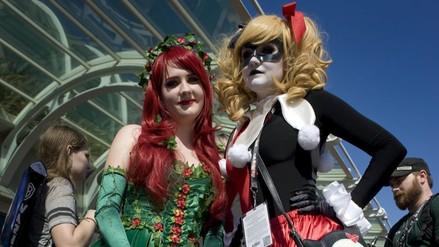 VIDEO. Así se vive la Comic-Con de San Diego