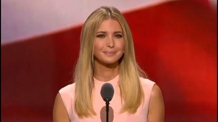 Instagram: conoce a Ivanka Trump, la bella hija del candidato a la presidencia de EEUU