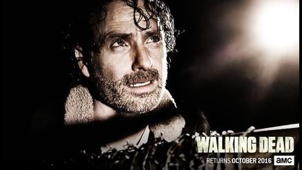 The Walking Dead: Mira el tráiler oficial de la sétima temporada [VIDEO]