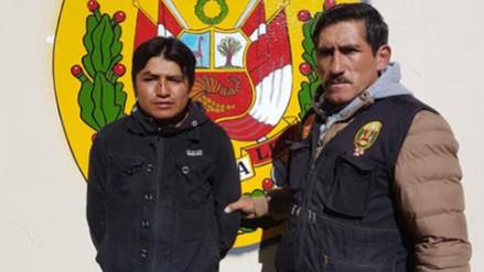 La Oroya: capturan a sujeto acusado de secuestro y violación a joven