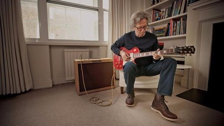 The Rolling Stones: Eric Clapton colabora en nuevo álbum