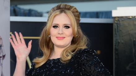 Adele comparte fotos sin maquillaje en Instagram