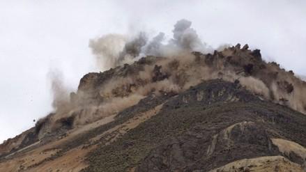 Detonaciones de proyecto minero ponen en riesgo a la población de Morococha