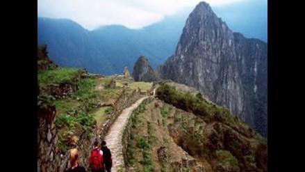 Machu Picchu: hallan trazos de antigua canalización del río Vilcanota