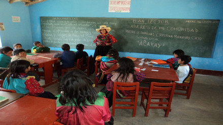 Piden suspender clases en colegios de Salas, Inkawasi y Kañaris por intenso frío