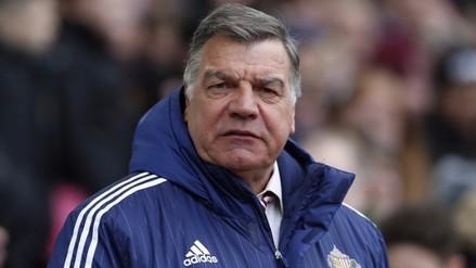 Sam Allardyce fue nombrado nuevo entrenador de Inglaterra
