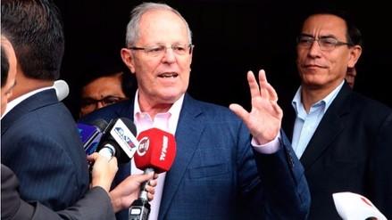 """PPK: """"Mi fórmula no admite el perdón de la condena a Alberto Fujimori"""""""