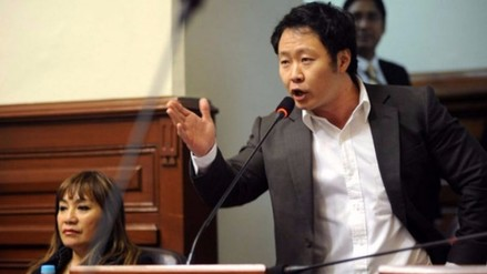 "Indira Huilca: ""No tengo nada contra Kenji Fujimori, no lo ataqué"