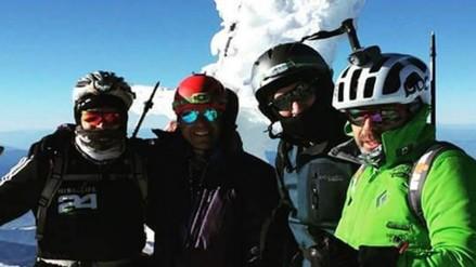 Realizan gestiones para repatriación de montañistas extranjeros