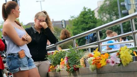 Múnich trata de recuperar la normalidad tras fatídico tiroteo
