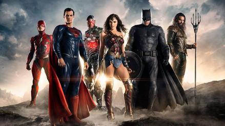 The Justice League: presentan primer tráiler en la Comic Con [VIDEO]