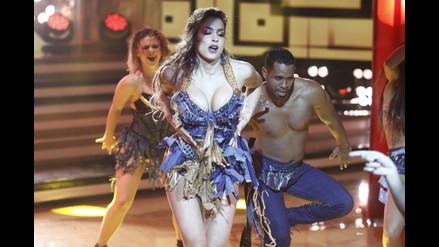 FOTOS. Milett Figueroa impacta en la final de El Gran Show