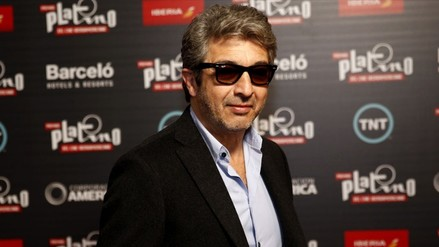 Premios Platino: Ricardo Darín dijo sentir placer por homenaje