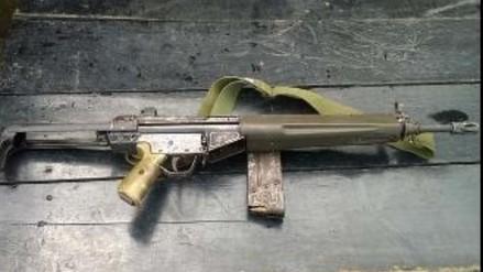 Suspenden a 8 policías por pérdida de fusiles AKM de comisaría Cotaruse