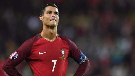 Cristiano Ronaldo confirmó que no jugará la Supercopa de Europa