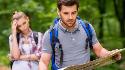 ¿Por qué los hombres tienen mejor sentido de orientación que las mujeres?