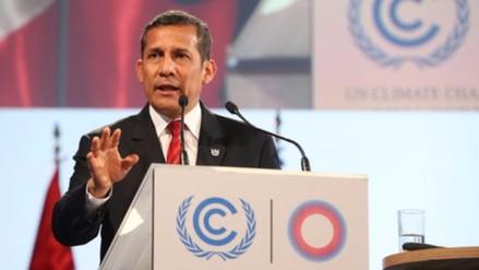 Gobierno aprueba y promulga Plan de Cambio Climático