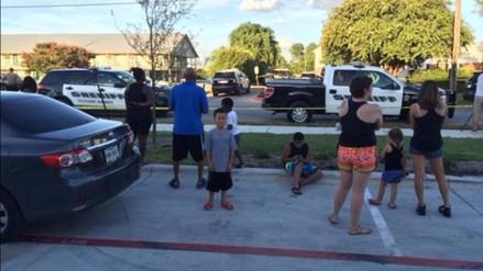 EE.UU.: tiroteo en Texas deja cuatro muertos
